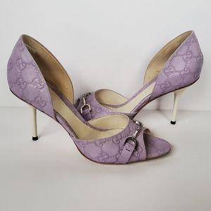 Gucci Shoes - Lilac GUCCI Pumps